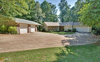 Martin Single Family Home For Sale: 12 Hickory Hill Ln