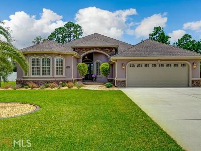 Kingsland Single Family Home For Sale: 131 Fiddlers Cove Dr