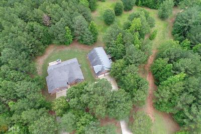 Newton County Single Family Home For Sale: 868 Boogers Hill Rd