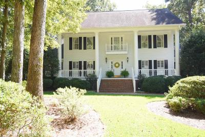 Jackson Single Family Home For Sale: 206 Briarcliff Rd
