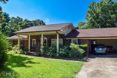 Lula Single Family Home For Sale: 4918 Old Cornelia Hwy