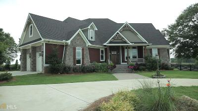Troup County Single Family Home For Sale: 243 Ralls Rd