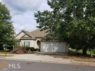 Fayetteville Single Family Home Under Contract: 11972 Red Ivy