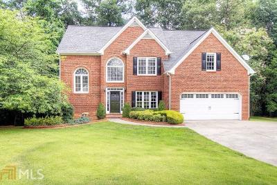 Single Family Home For Sale: 3470 Canyon Oak Way