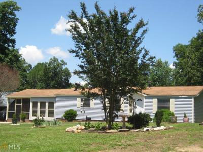 Elbert County, Franklin County, Hart County Single Family Home For Sale: 7390 Hwy 320