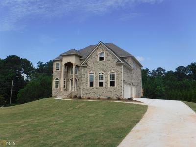 Fayette County Single Family Home For Sale: 100 Hiett Ct