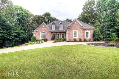 Braselton Single Family Home For Sale: 1975 Tee Dr