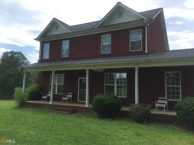 Coweta County Single Family Home For Sale: 470 Turner Rd