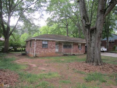Dekalb County Single Family Home For Sale: 3207 Bobolink