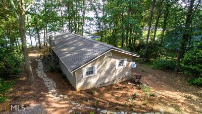 Townville Single Family Home For Sale: 137 Whitaker Rd