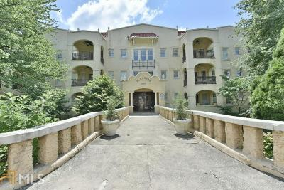 Alhambra Condo/Townhouse Under Contract: 2855 Peachtree Rd #209