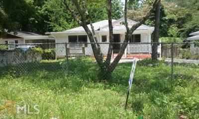 Fulton County Single Family Home For Sale: 2815 Grand Ave