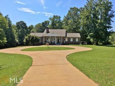 Coweta County Single Family Home For Sale: 375 Millard Farmer Rd