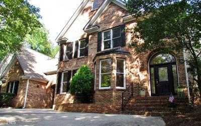 Coweta County Single Family Home For Sale: 100 Greenridge Way