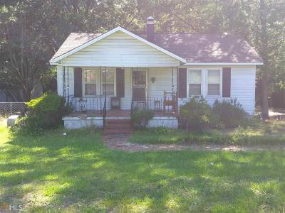 Fayette County Single Family Home For Sale: 2747 S Highway 92