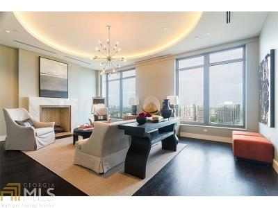 Mandarin Oriental Condo/Townhouse For Sale: 3376 Peachtree Rd #44A