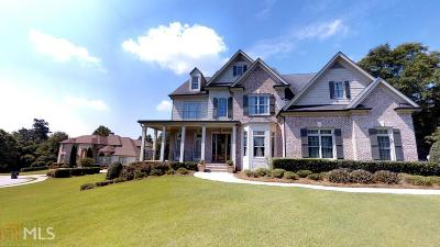 Lawrenceville Single Family Home For Sale: 1825 Angus Lee Dr