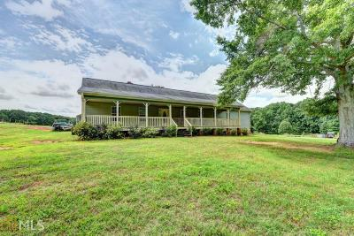 Winder Single Family Home For Sale: 512 Smith Cemetery Rd