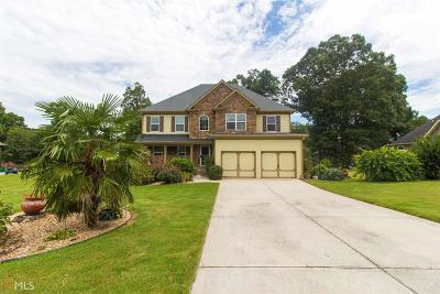 Winder Single Family Home For Sale: 324 Junction Ct