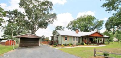 Locust Grove Single Family Home For Sale: 100 Cleveland Rd