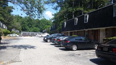 Clarkston Condo/Townhouse For Sale: 3849 Parklane Dr