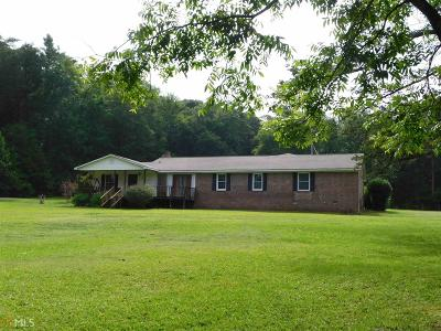 Elbert County, Franklin County, Hart County Single Family Home For Sale: 44 Collins Rd