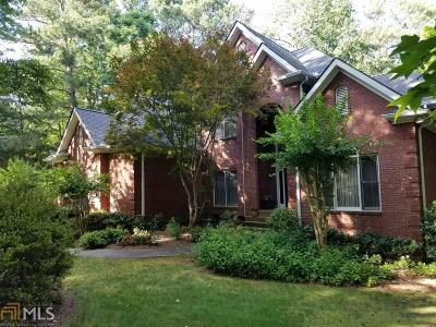 Powder Springs Single Family Home For Sale: 5220 Old Mountain Ln