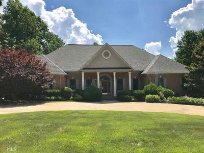 Flowery Branch  Single Family Home For Sale: 4442 Oxburgh Park