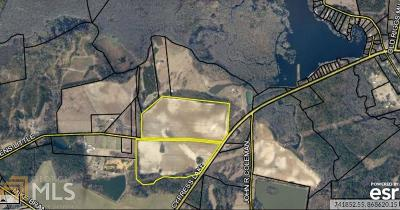 Statesboro Farm For Sale: Cypress Lake Rd