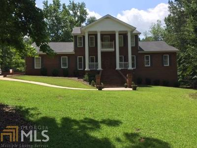 Stockbridge Single Family Home For Sale: 165 Plantation Wy