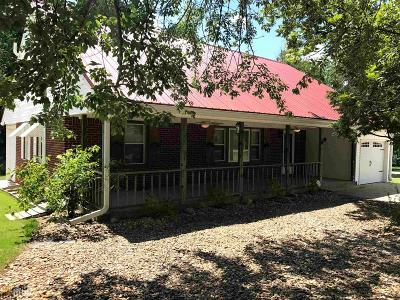 Fairburn Single Family Home For Sale: 7320 Cedar Grove Rd