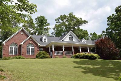 Sautee Nacoochee Single Family Home For Sale: 565 Joe Black Rd