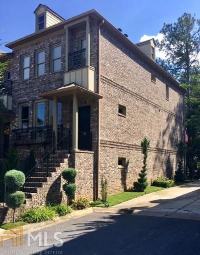 Milton Condo/Townhouse For Sale: 3519 Peacock Rd