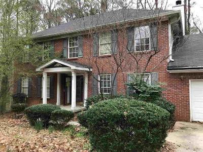 Stone Mountain Single Family Home For Sale: 2061 Mountain Creek