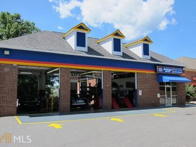 Roswell Commercial For Sale: 11702 Alpharetta Hwy