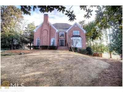 Cobb County Single Family Home Back On Market: 1389 Waterford Green