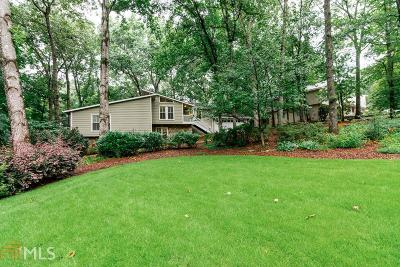 Alpharetta Single Family Home For Sale: 3040 Rivermont Pkwy
