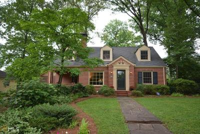 Dekalb County Single Family Home For Sale: 515 Emory Cir