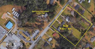 Tucker Residential Lots & Land For Sale: 1527 Idlewood Rd