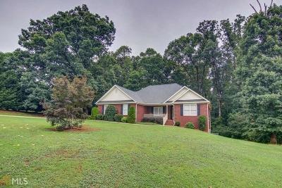 Social Circle GA Single Family Home For Sale: $262,500