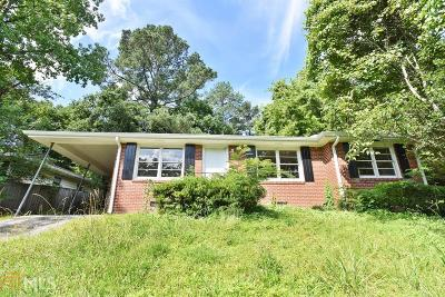 Buckhead Single Family Home For Sale: 329 W Wieuca Rd