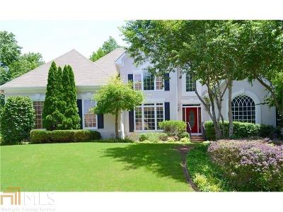 Fulton County Single Family Home For Sale: 515 Dunnally Ct