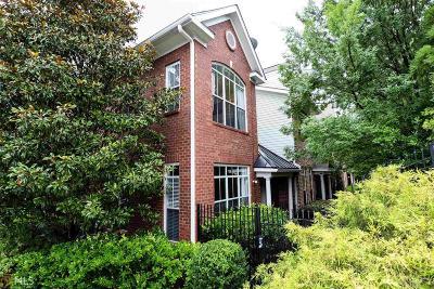 Fulton County Condo/Townhouse For Sale: 5412 Glenridge Cv
