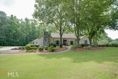 Fulton County Single Family Home For Sale: 13175 Bethany Rd