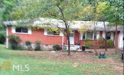 Tucker Single Family Home For Sale: 3482 Johns Rd
