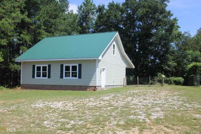 Elbert County, Franklin County, Hart County Single Family Home For Sale: 121 Early Dr