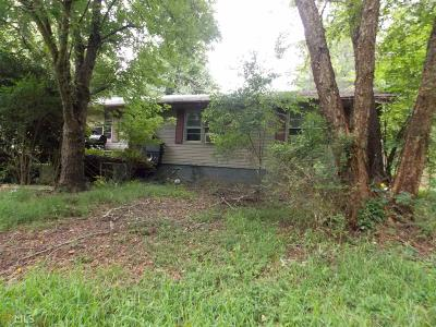 Monroe Single Family Home Under Contract: 1370 Michael Rd