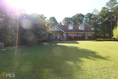 Oxford Single Family Home For Sale: 1972 Mount Zion Rd
