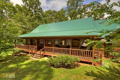 Fannin County, Gilmer County Single Family Home For Sale: 4852 Chatsworth Hwy