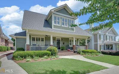 Braselton Single Family Home For Sale: 2640 Muskogee Ln
